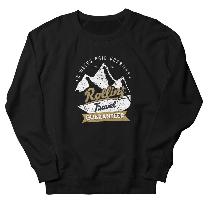 Rollins Travel Agency  Women's Sweatshirt by kirbymack's Artist Shop