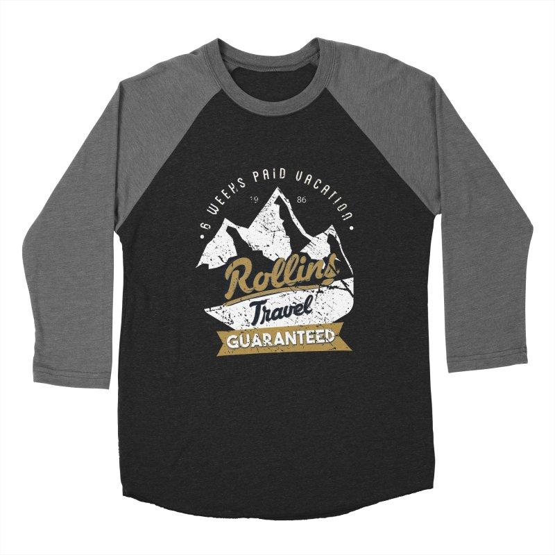 Rollins Travel Agency  Women's Baseball Triblend T-Shirt by kirbymack's Artist Shop