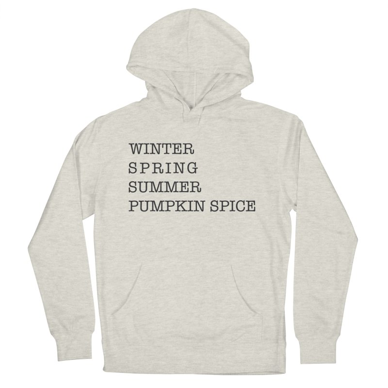The Four Seasons Men's Pullover Hoody by kirbymack's Artist Shop