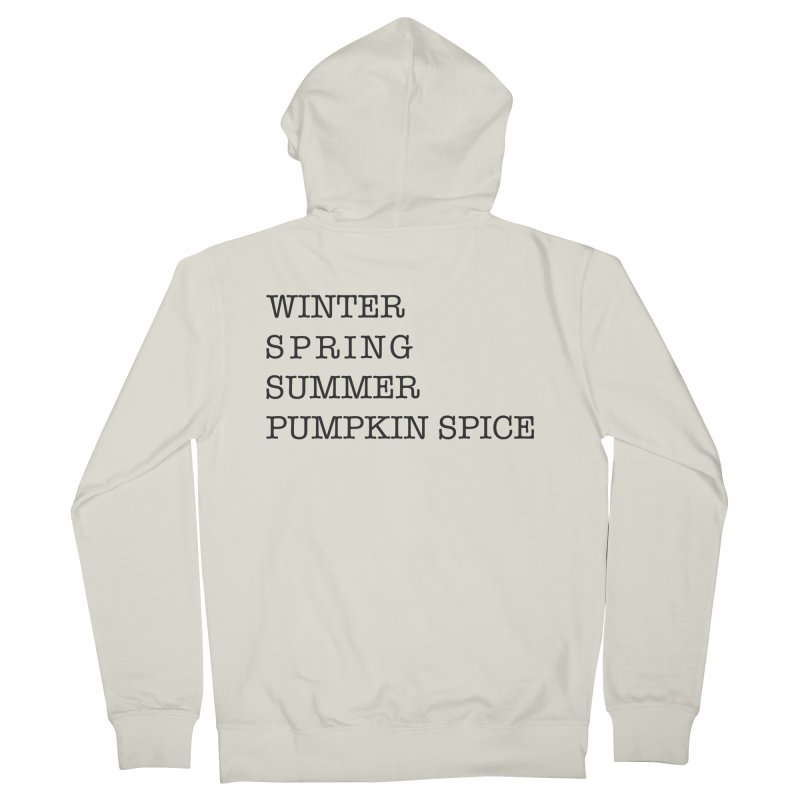 The Four Seasons Men's Zip-Up Hoody by kirbymack's Artist Shop