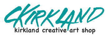 Kirkland Creative Art Shop Logo
