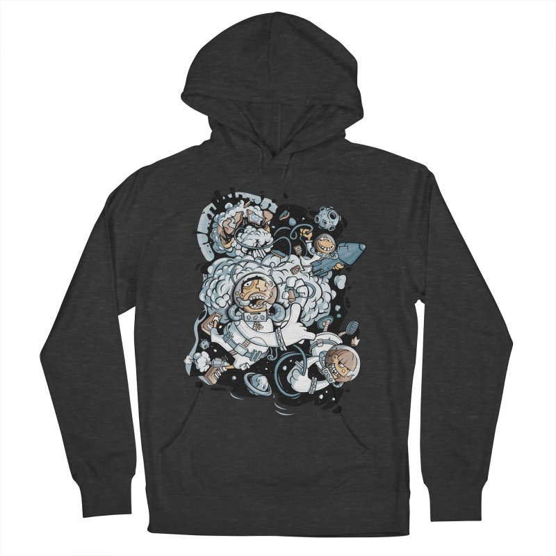 we had enough.. Women's Pullover Hoody by kirpluk's Artist Shop
