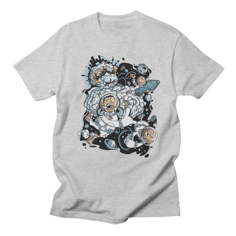 we had enough.. Men's T-shirt by kirpluk's Artist Shop