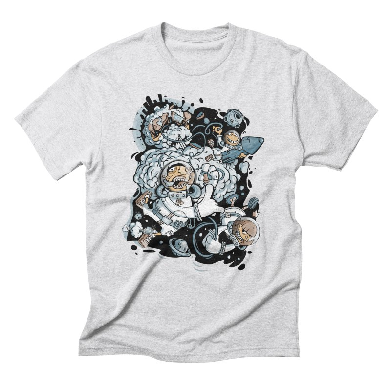 we had enough.. Men's Triblend T-Shirt by kirpluk's Artist Shop