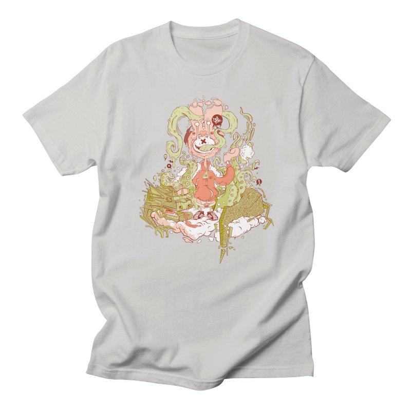 HellYeah.. Men's T-Shirt by kirpluk's Artist Shop