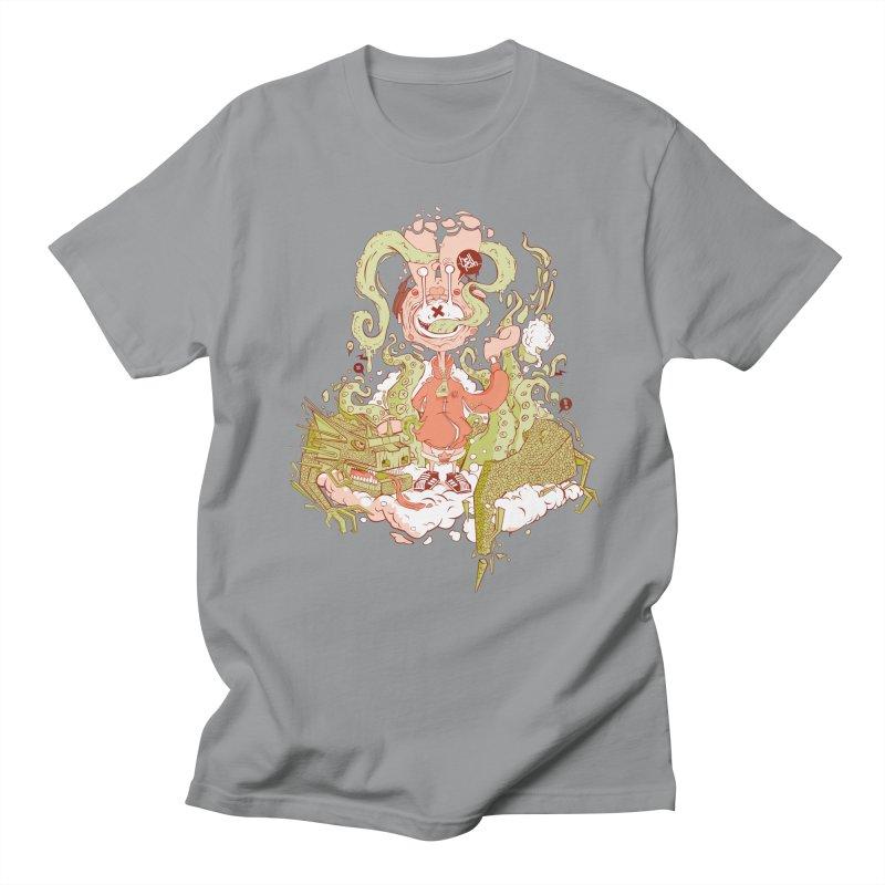 HellYeah.. Men's Regular T-Shirt by kirpluk's Artist Shop
