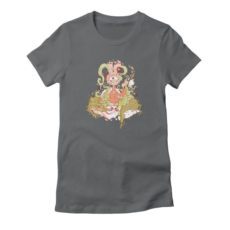 HellYeah.. Women's T-Shirt by kirpluk's Artist Shop