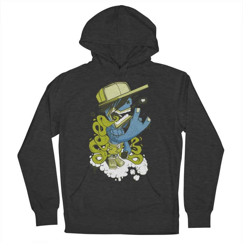 freestyler Men's French Terry Pullover Hoody by kirpluk's Artist Shop