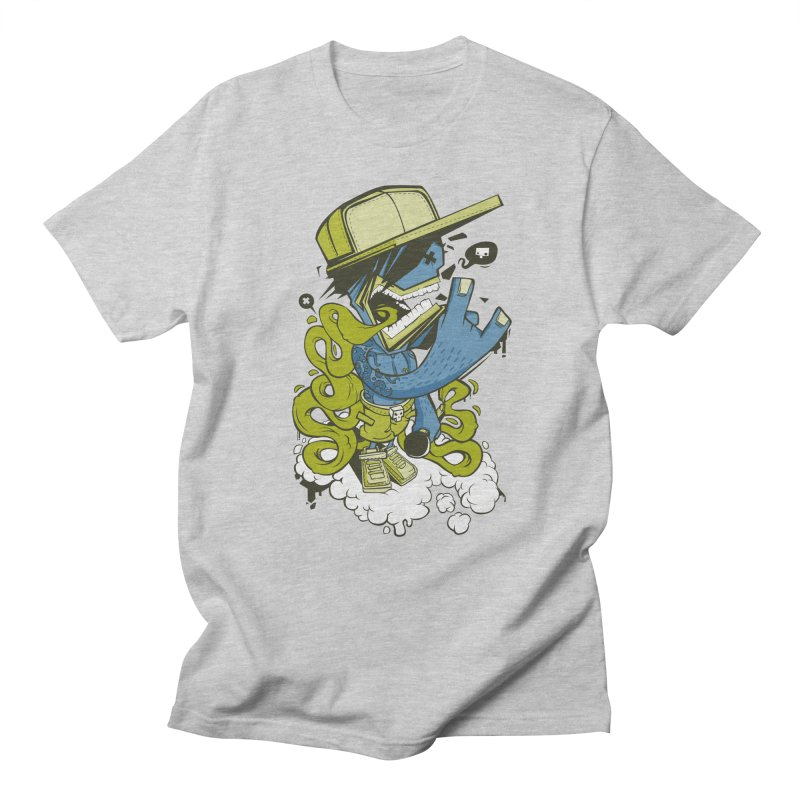 freestyler Men's Regular T-Shirt by kirpluk's Artist Shop