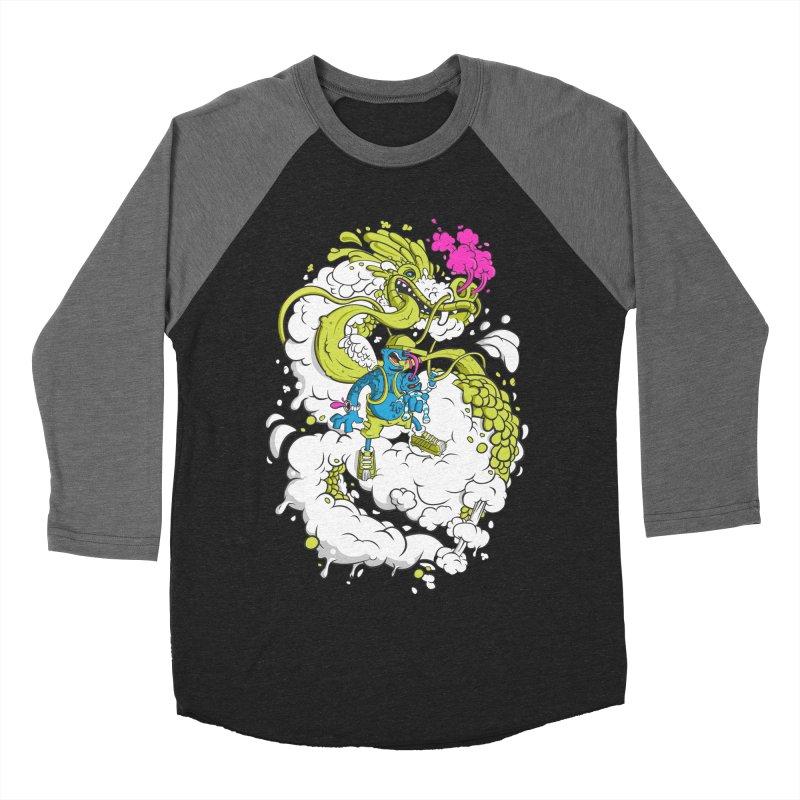 LearningToFly Women's Baseball Triblend T-Shirt by kirpluk's Artist Shop