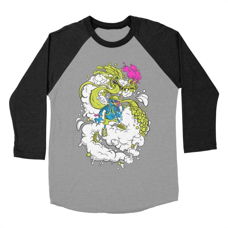 LearningToFly Women's Baseball Triblend Longsleeve T-Shirt by kirpluk's Artist Shop