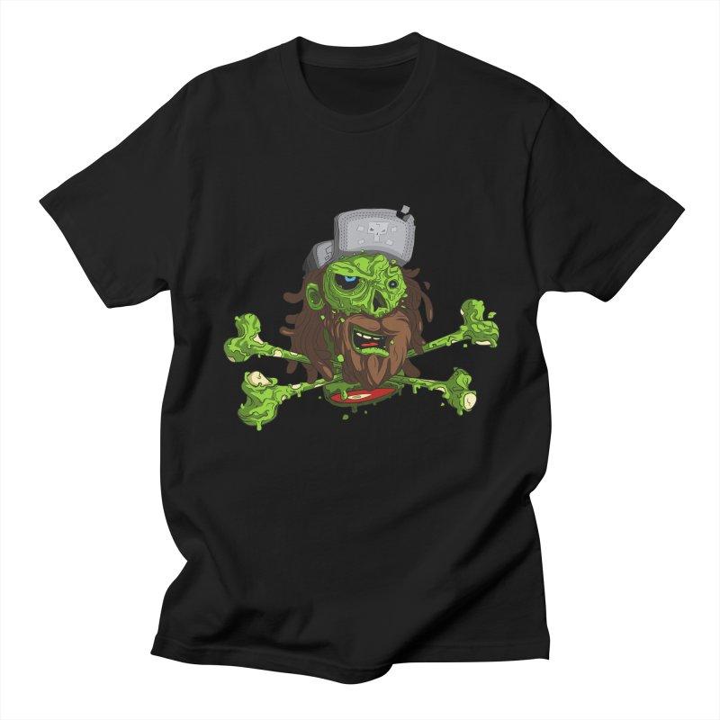 still alive Men's T-Shirt by kirpluk's Artist Shop