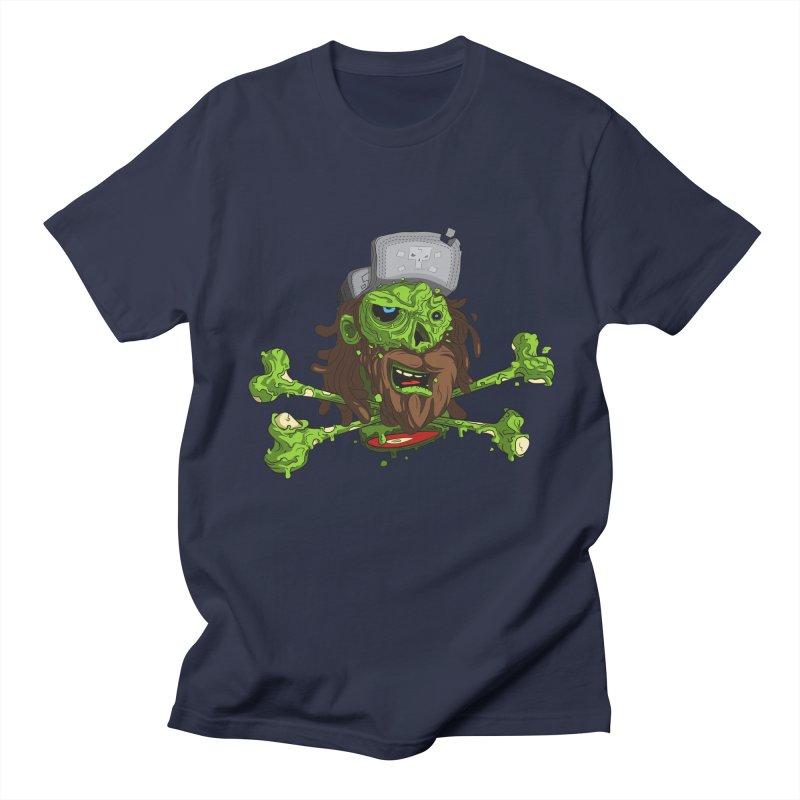 still alive Men's Regular T-Shirt by kirpluk's Artist Shop