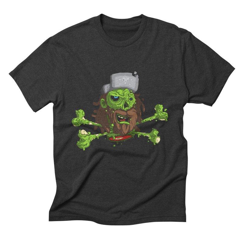 still alive Men's Triblend T-shirt by kirpluk's Artist Shop