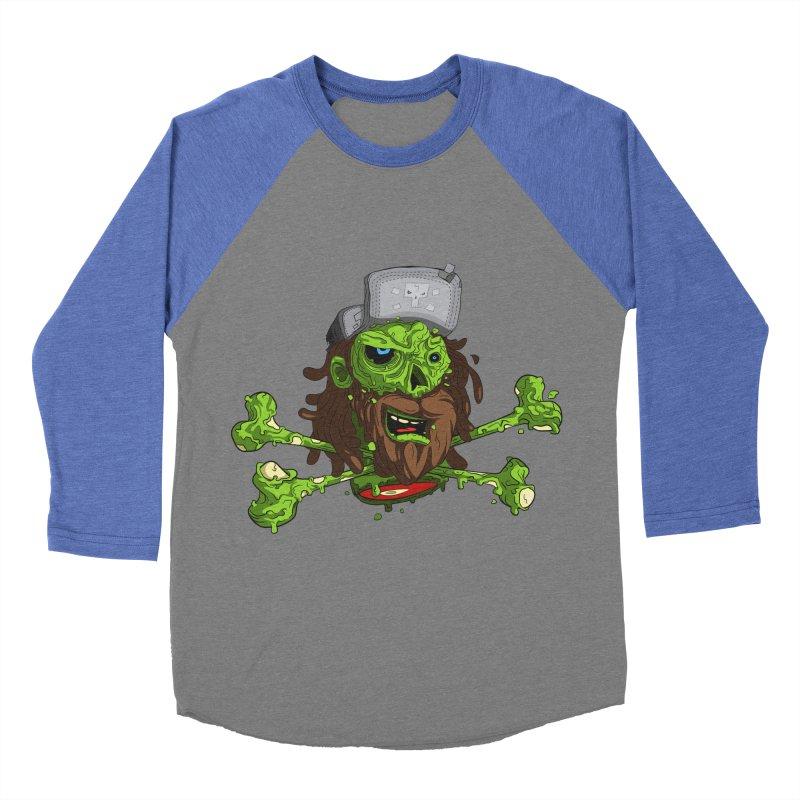 still alive Men's Baseball Triblend T-Shirt by kirpluk's Artist Shop