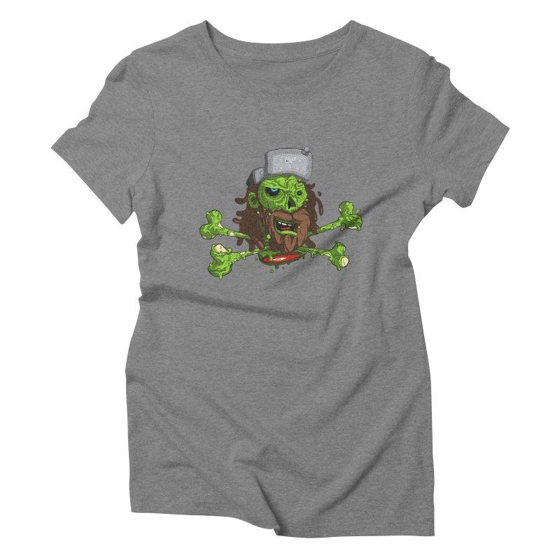 still alive Women's Triblend T-Shirt by kirpluk's Artist Shop