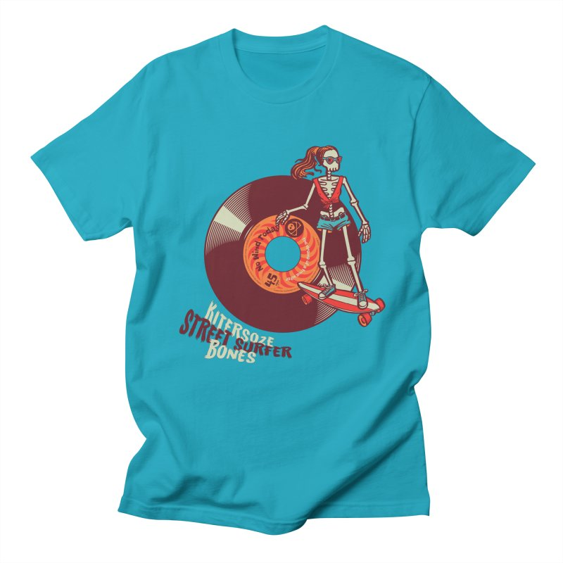 Street Surfer Women's Regular Unisex T-Shirt by kitersoze