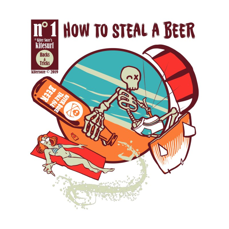 Trick 1 - How to steal a Beer Women's T-Shirt by kitersoze