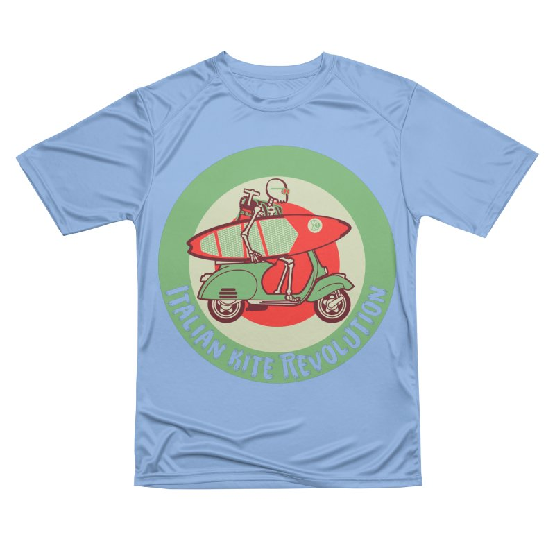Italian Kite Revolution Women's T-Shirt by kitersoze
