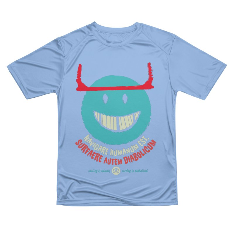 Diabolicum Kite Smile Men's T-Shirt by kitersoze