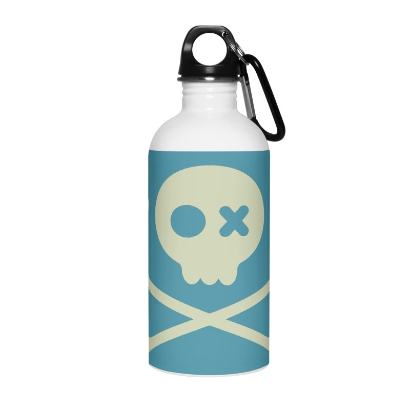 Kiter Roger_01 Accessories Water Bottle by kitersoze