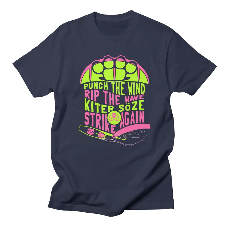 Kiter Punch_pop Men's T-Shirt by kitersoze
