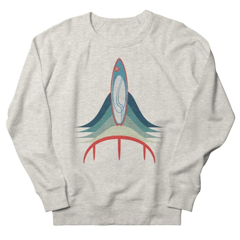 Rocket Kite Men's Sweatshirt by kitersoze