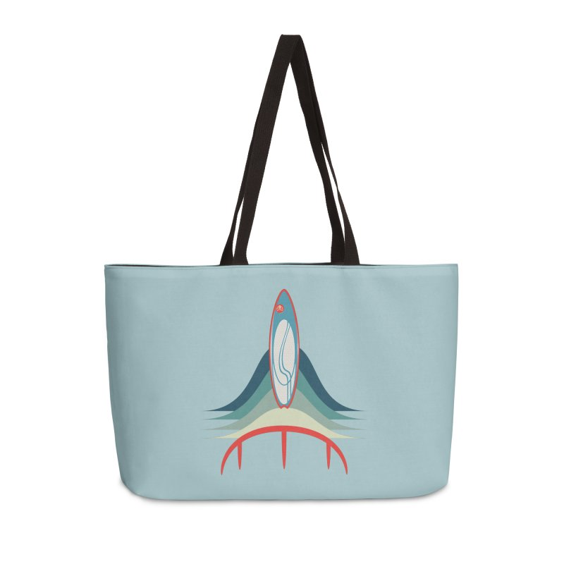 Rocket Kite Accessories Weekender Bag Bag by kitersoze