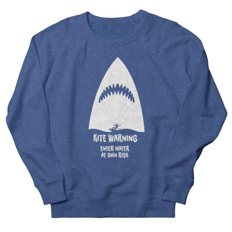 Kite Warning Men's Sweatshirt by kitersoze