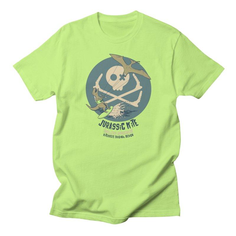 Jurassic Kite 1 Women's Regular Unisex T-Shirt by kitersoze