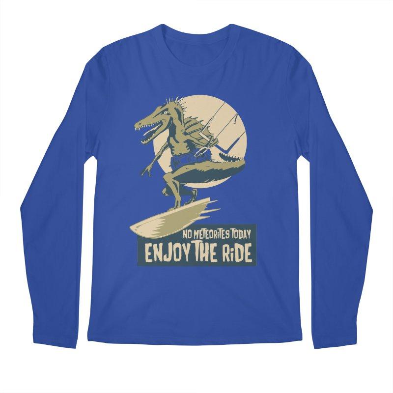Jurassic Kite 2 Men's Regular Longsleeve T-Shirt by kitersoze