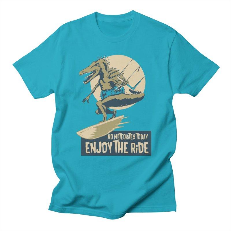 Jurassic Kite 2 Women's Regular Unisex T-Shirt by kitersoze