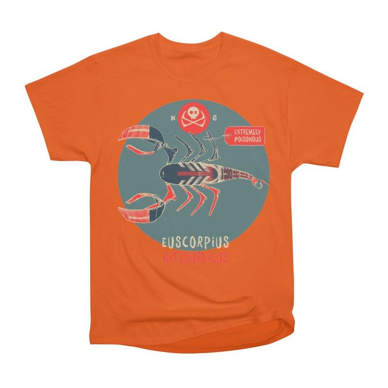 Scorpio Women's Heavyweight Unisex T-Shirt by kitersoze
