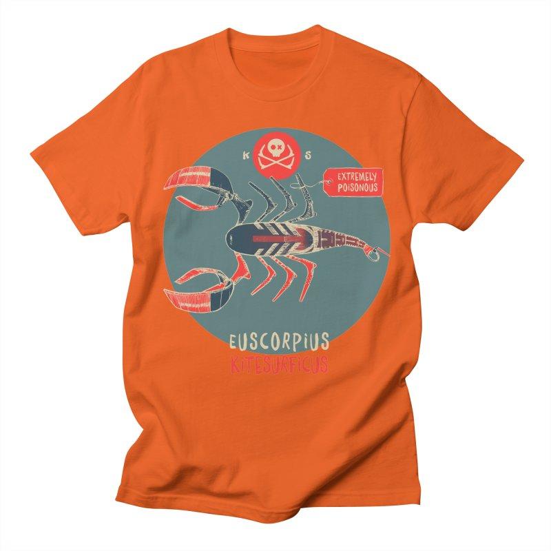 Scorpio Women's Regular Unisex T-Shirt by kitersoze