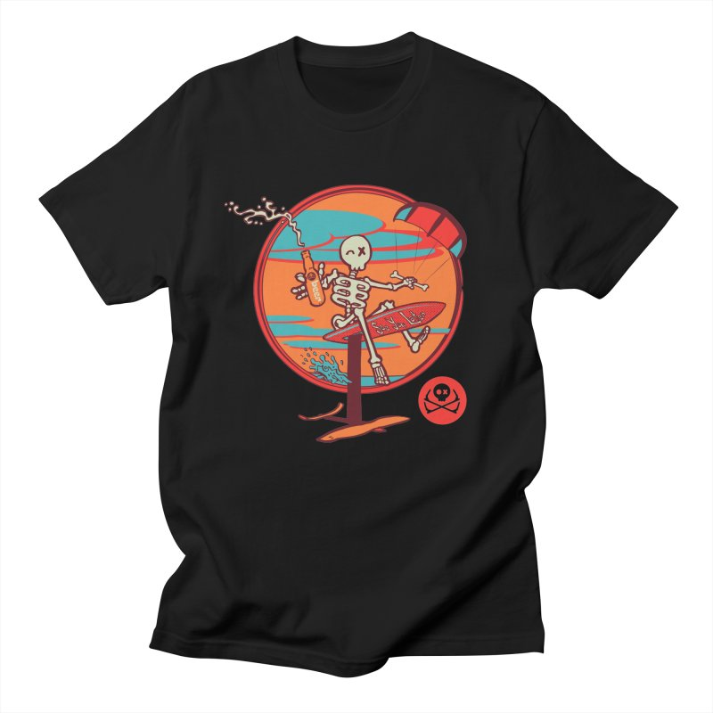 Foil and Beer Women's Regular Unisex T-Shirt by kitersoze
