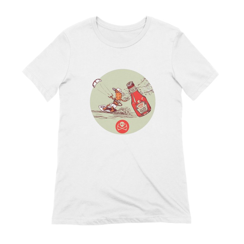 Roasted Taste Women's Extra Soft T-Shirt by kitersoze