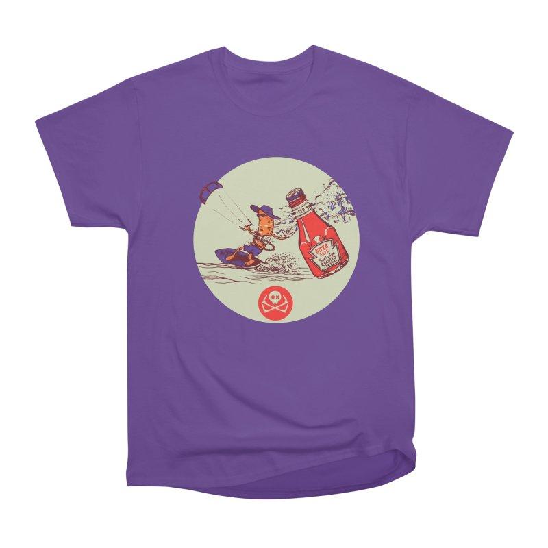 Roasted Taste Women's Heavyweight Unisex T-Shirt by kitersoze