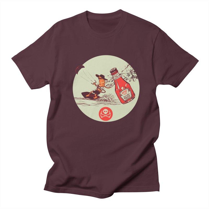 Roasted Taste Women's Regular Unisex T-Shirt by kitersoze