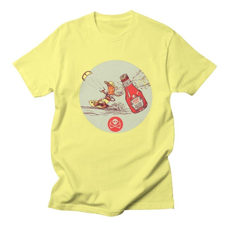 Roasted Taste Men's Regular T-Shirt by kitersoze