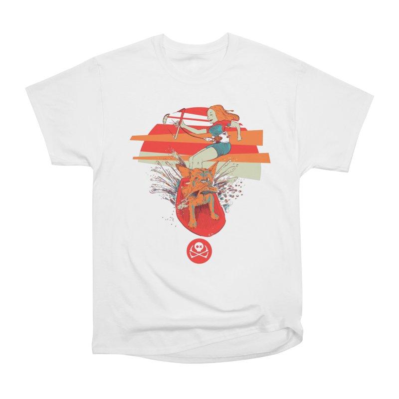 Kite Dog Women's T-Shirt by kitersoze