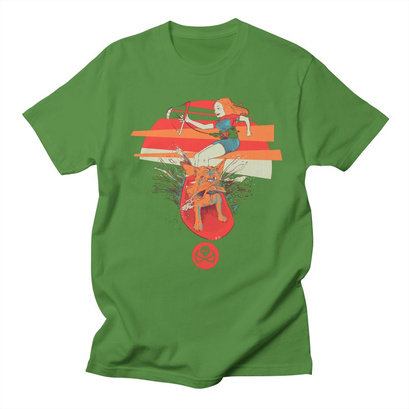 Kite Dog Women's Regular Unisex T-Shirt by kitersoze