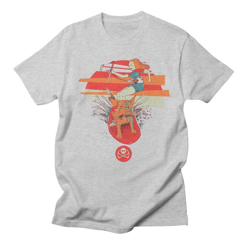 Kite Dog Men's Regular T-Shirt by kitersoze