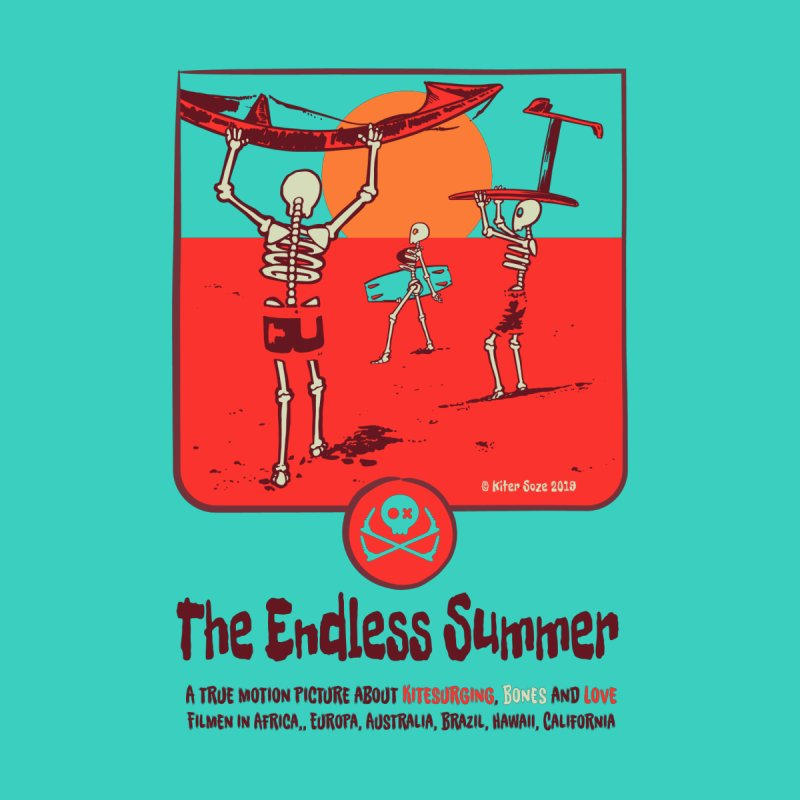 The Enderless Summer Men's T-Shirt by kitersoze