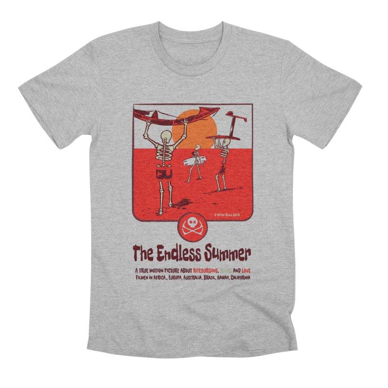 The Enderless Summer Men's T-Shirt by kitersoze