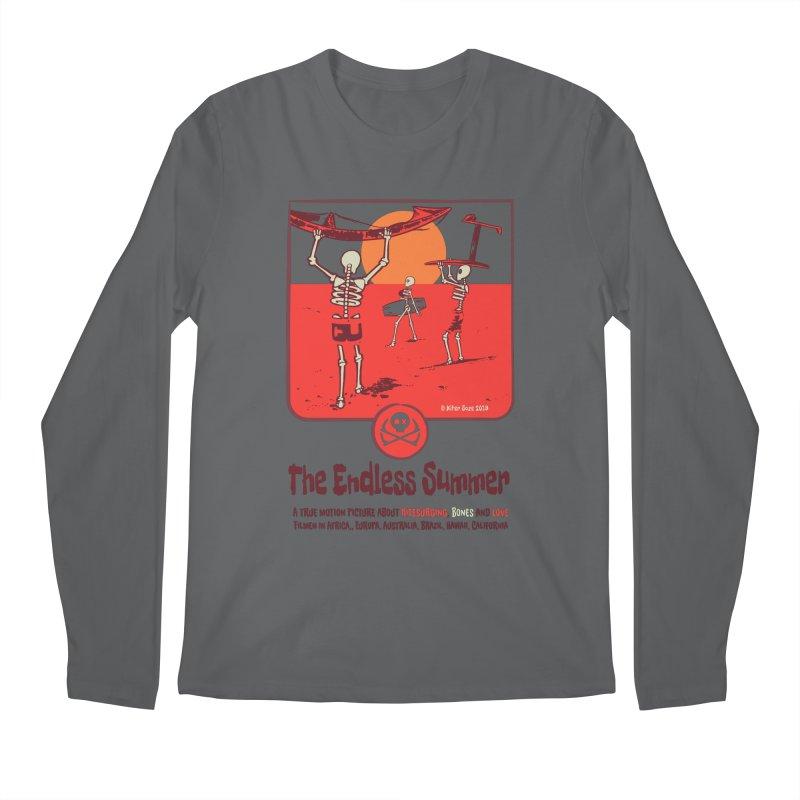 The Enderless Summer Men's Longsleeve T-Shirt by kitersoze
