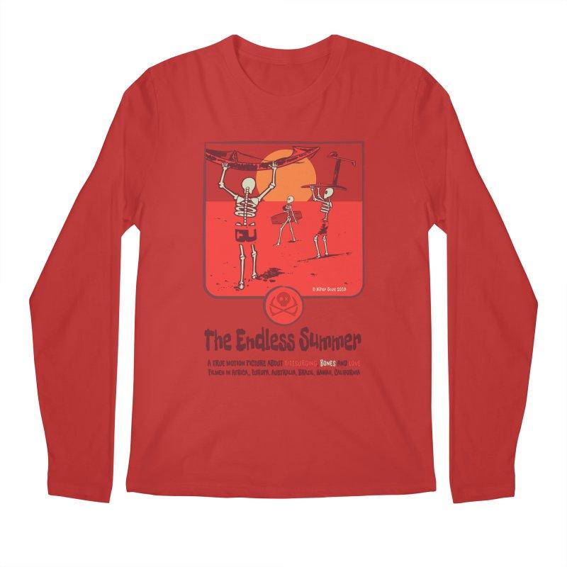 The Enderless Summer Men's Regular Longsleeve T-Shirt by kitersoze