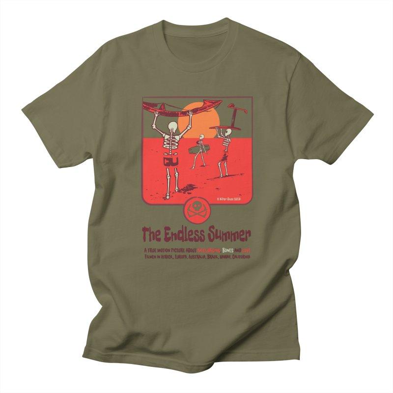 The Enderless Summer Women's Regular Unisex T-Shirt by kitersoze