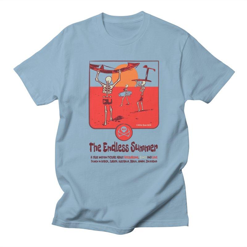 The Enderless Summer Men's Regular T-Shirt by kitersoze