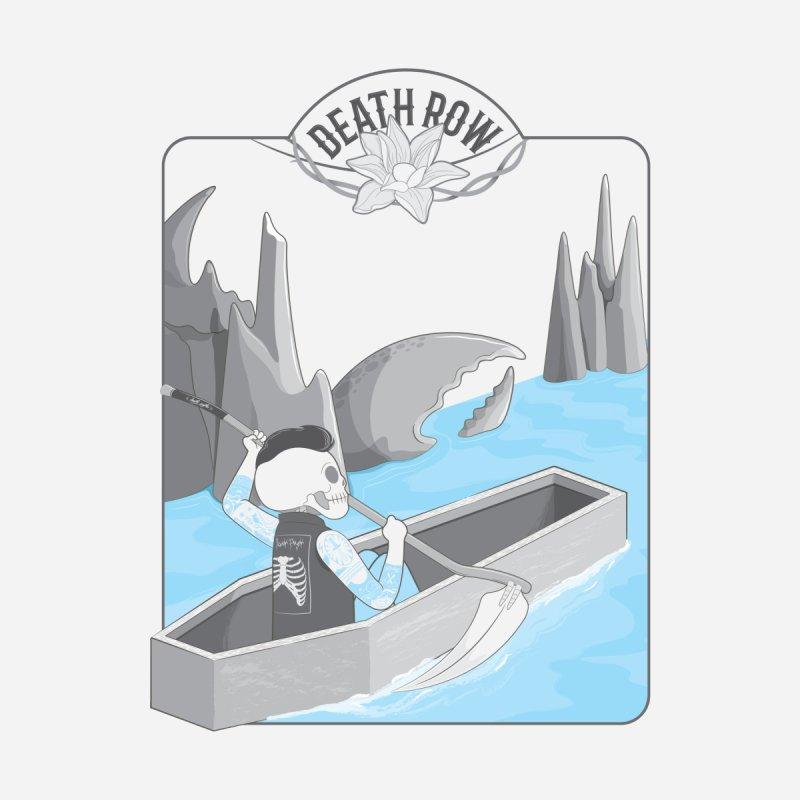 death rowing Men's T-Shirt by kitschkultur's Artist Shop