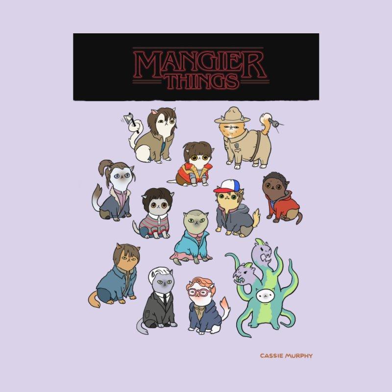 Mangier Things by KittyCassandra's Artist Shop